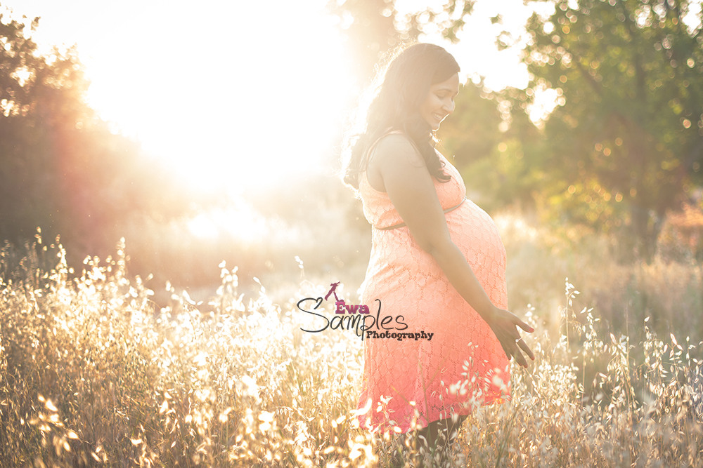 maternity_peach_dress_maternity_photography_san_jose_cupertino_ewa_samples