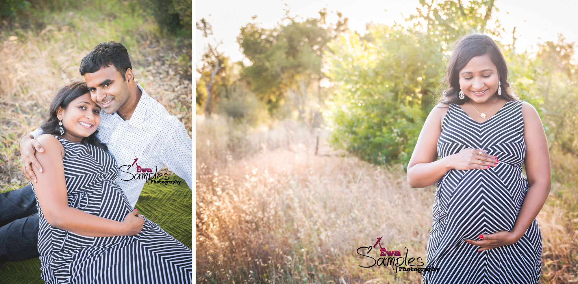 maternity_peach_dress_maternity_photography_san_jose_cupertino_silicon_valley_ewa_samples