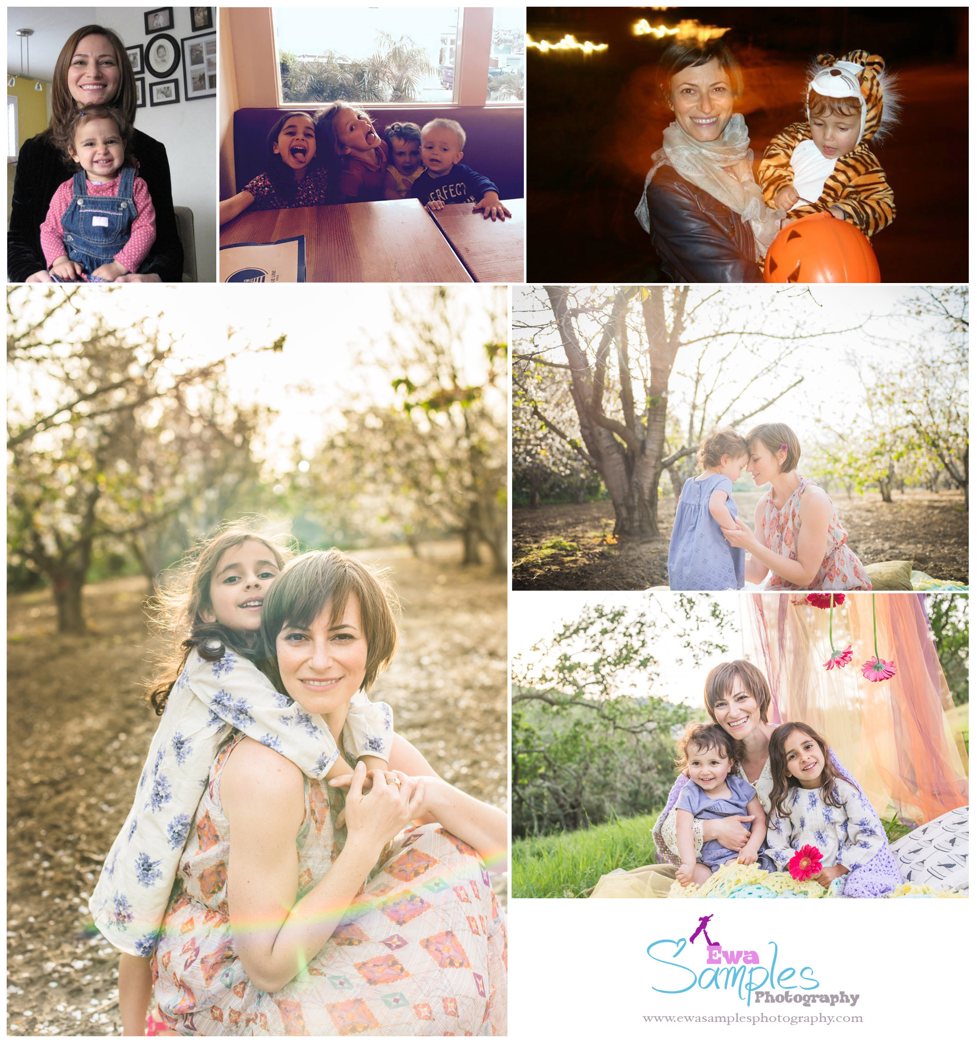 Mother Daughter Photography, Ewa Samples Photography