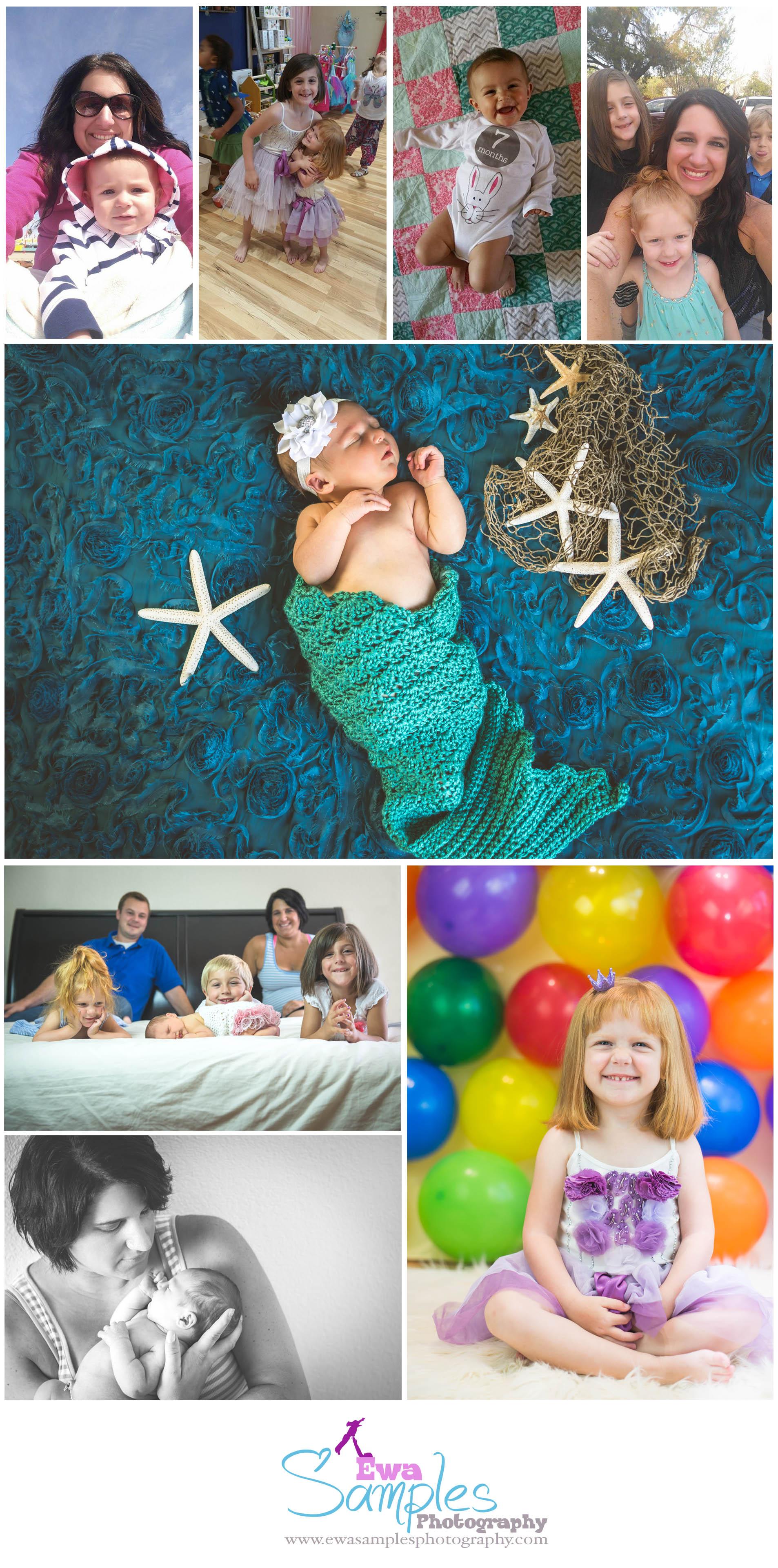 Mother's Day Mini Session, Ewa Samples Photography, San Jose