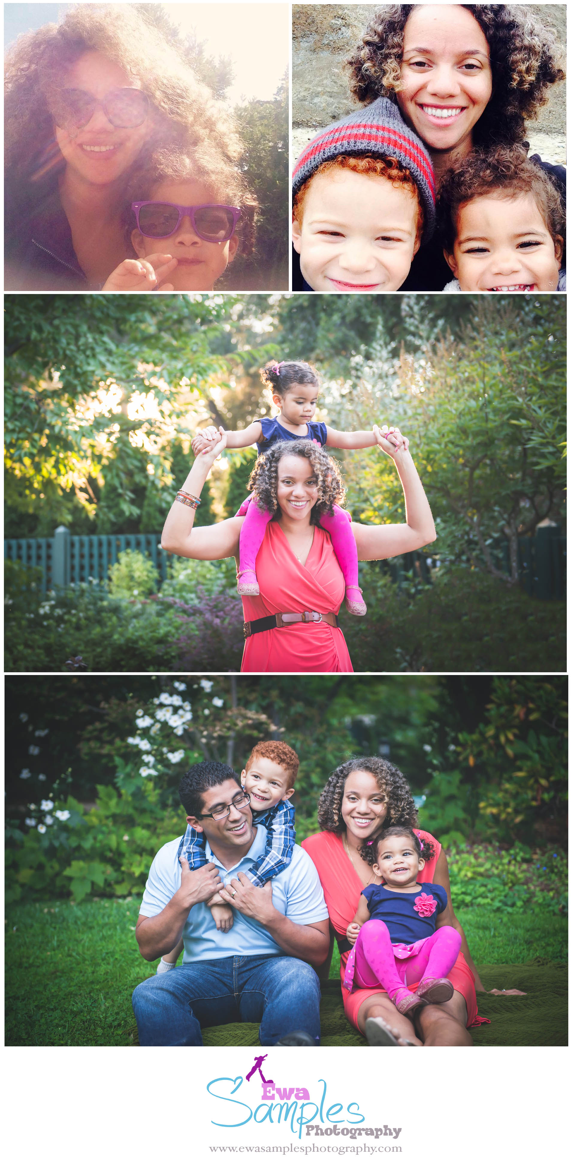 Mother's Day Mini Session, San Jose and Cupertino