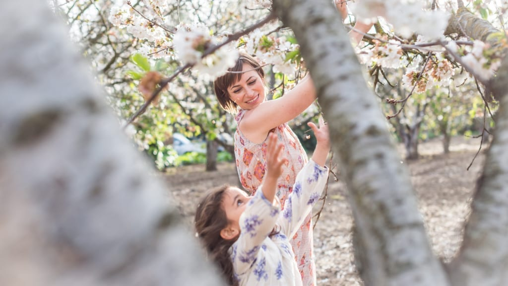 Mommy and me _ family photographer san jose