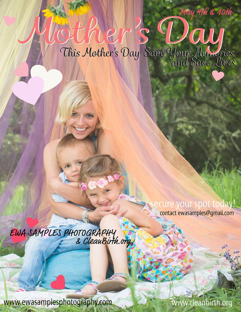 mother's day mini session 1