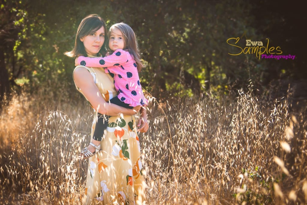 How to look beautiful, comfortable and confident during family session