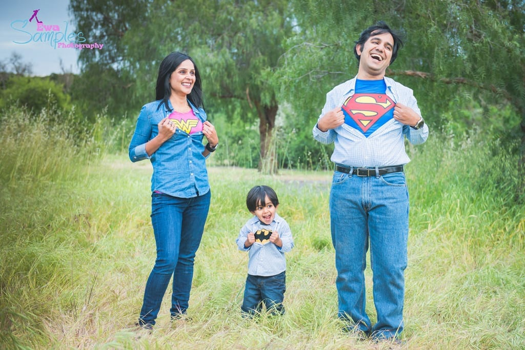 Family Portrait Photographer, San Jose
