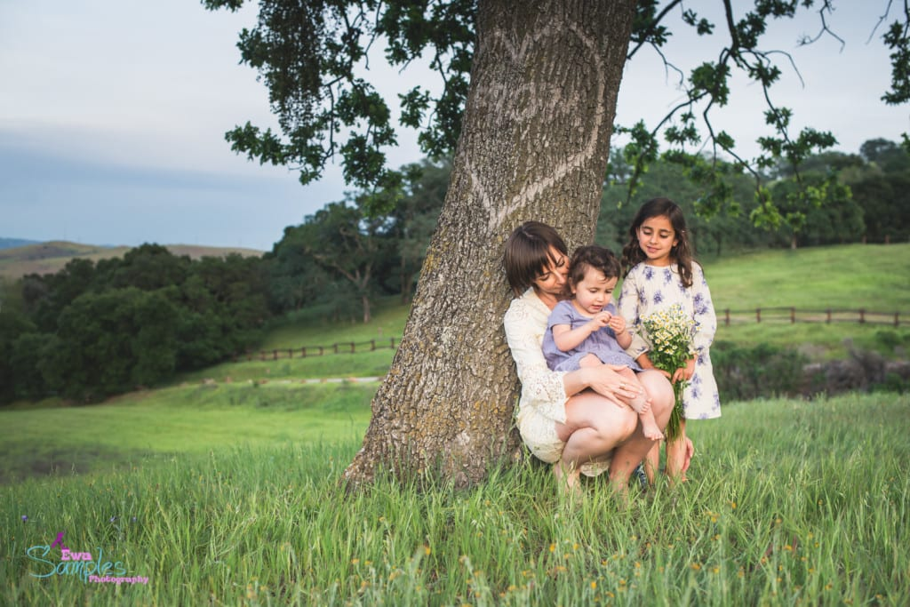san jose mother's day session_ewa samples photography