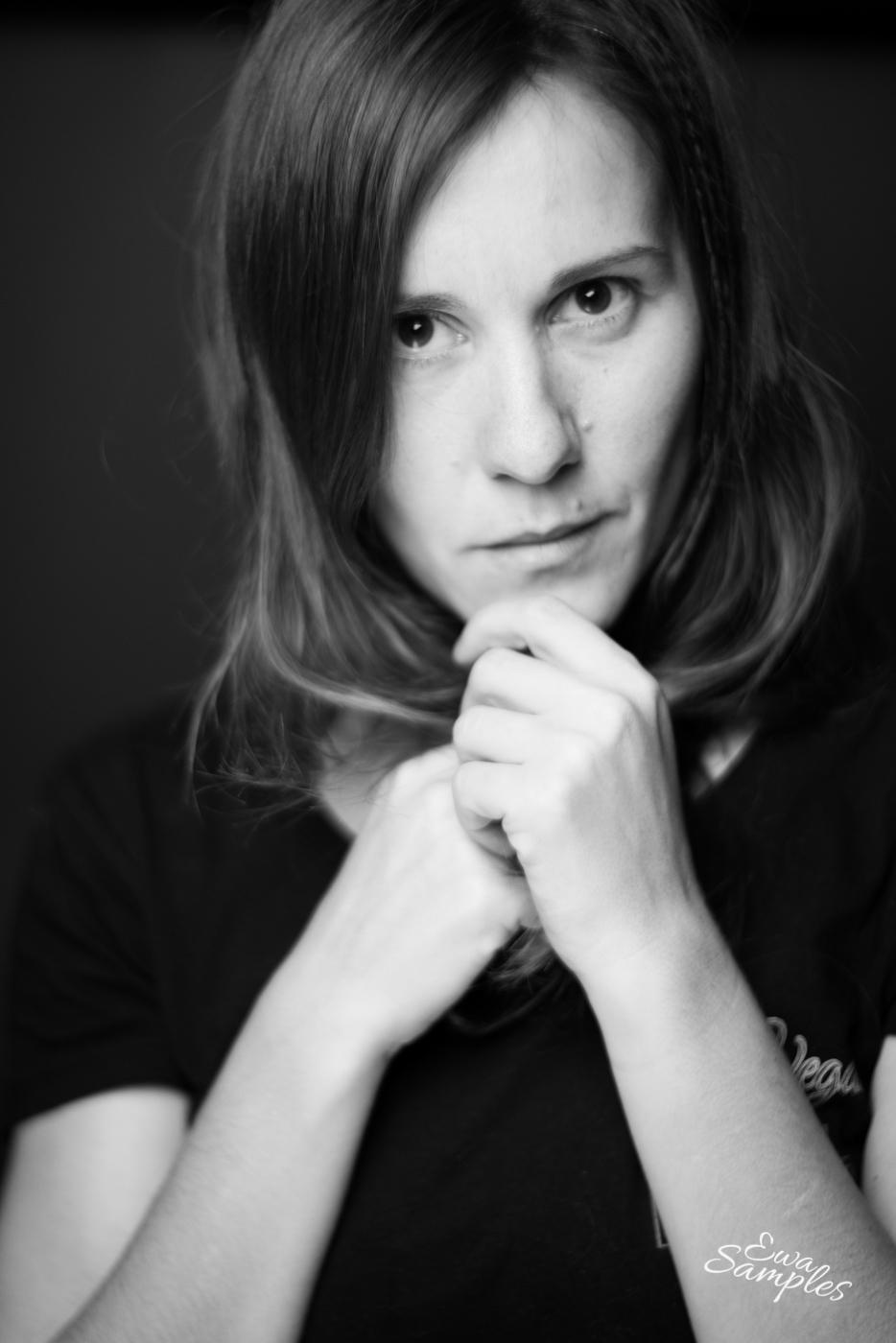 Portraits inspired by Francesco Scavullo
