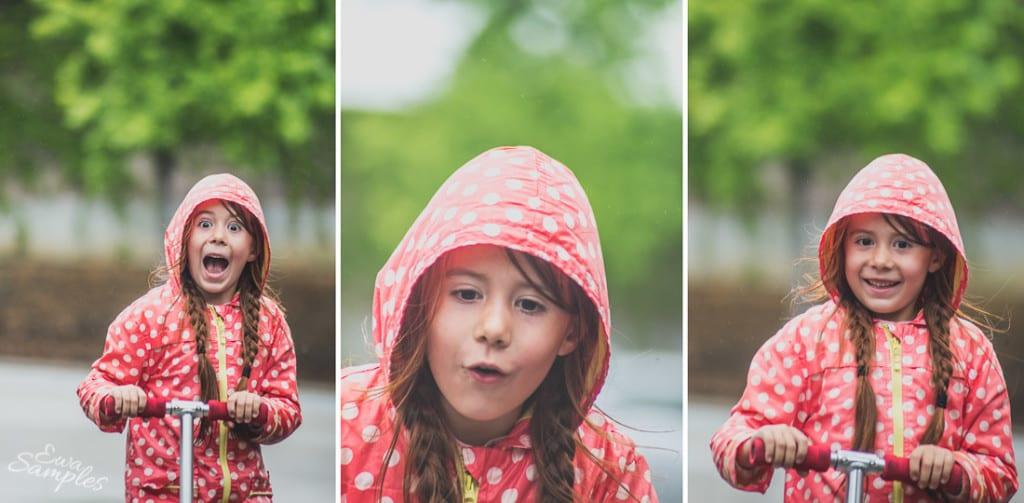 fun kids pictures in the rain san jose california
