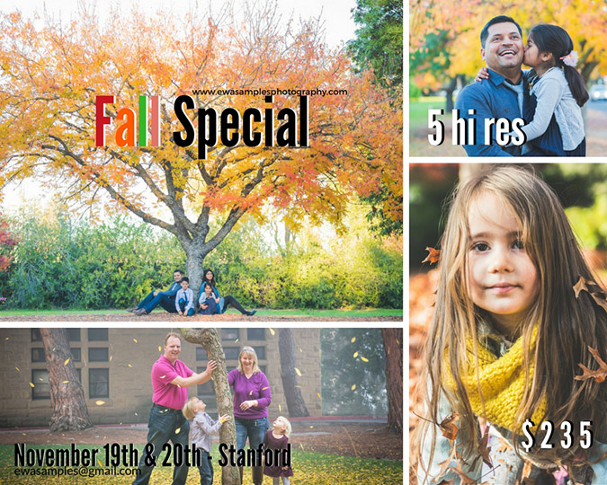Fall Mini-Session Stanford San Jose