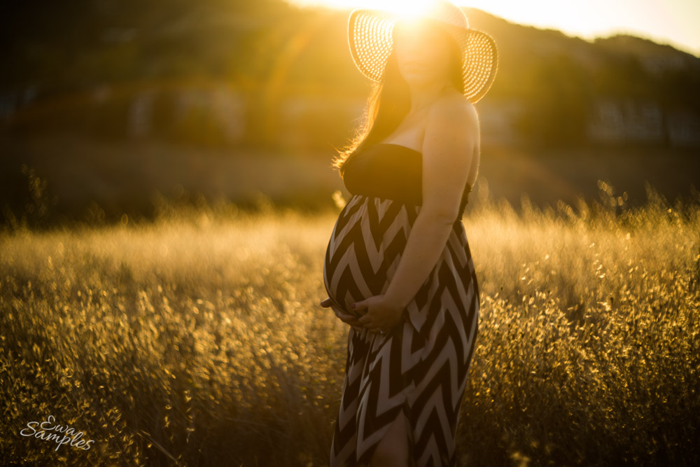 golden hour maternity session san jose ewa samples photography-21