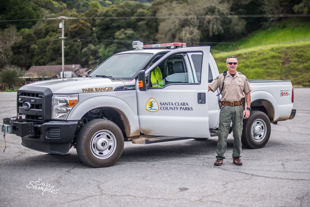 Santa Clara County Park Ranger - Doug - Ewa Samples Photography