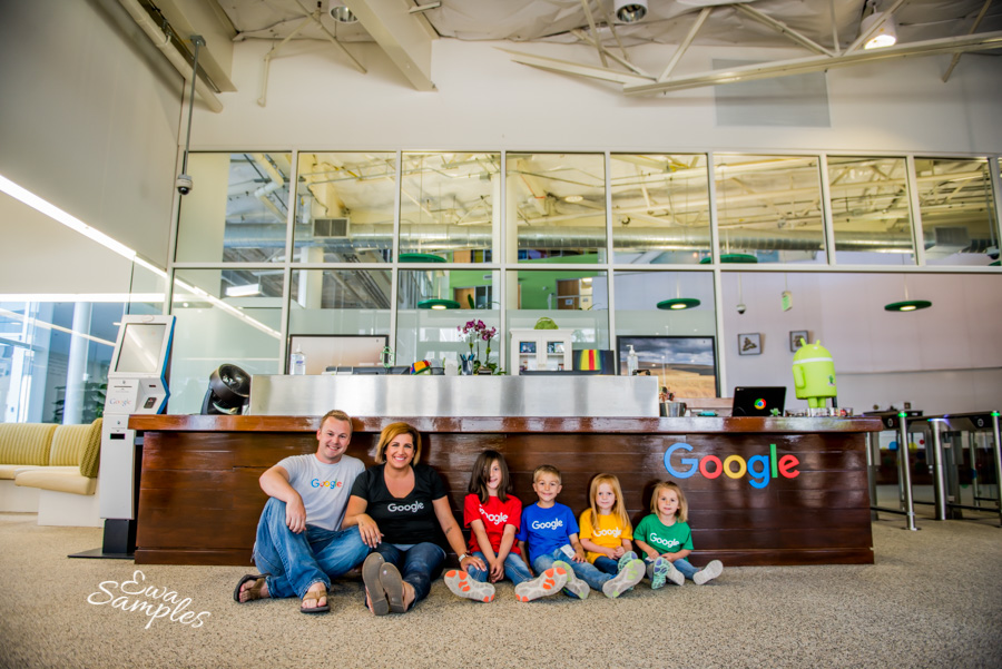 Googleplex - Mountain View, Family Photographer, Ewa Samples Photography