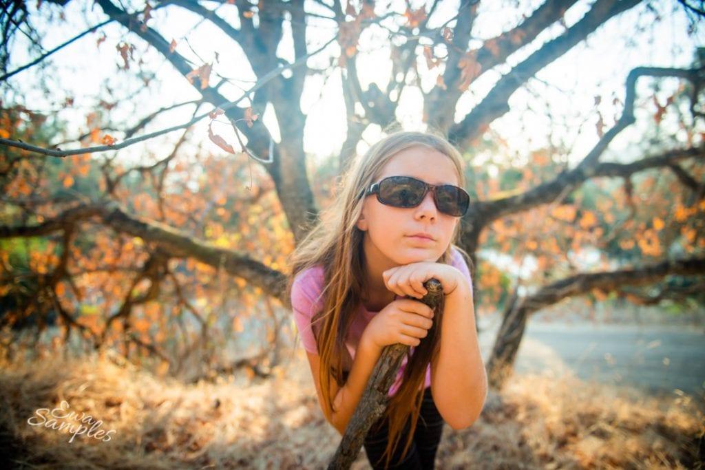 Fall Family Portraits - Anderson Lake September _ Ewa Samples Photography Morgan Hill
