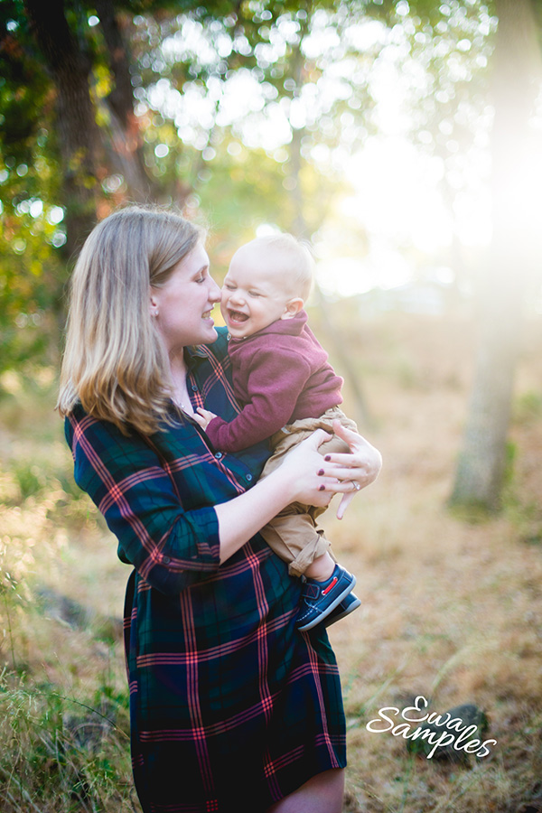 Fall Family Session || Ewa Samples Photography || San Jose