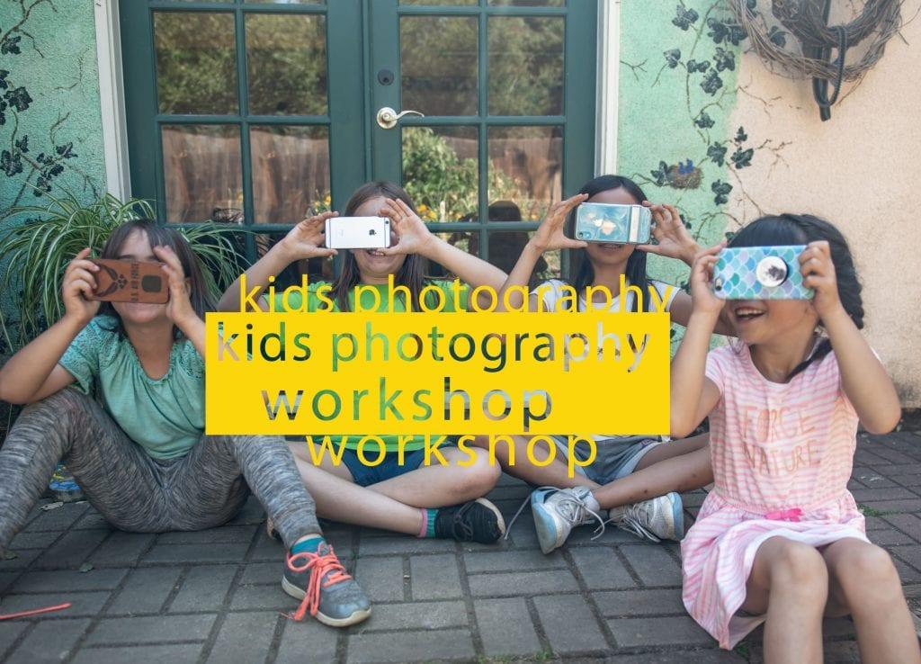 kids photography workshop_morgan hill_san jose