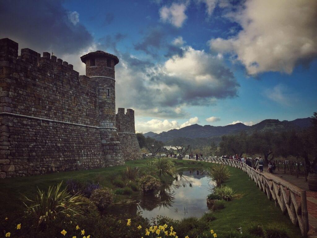 Calistoga Castello Di Amorosa Ewa Samples Photography