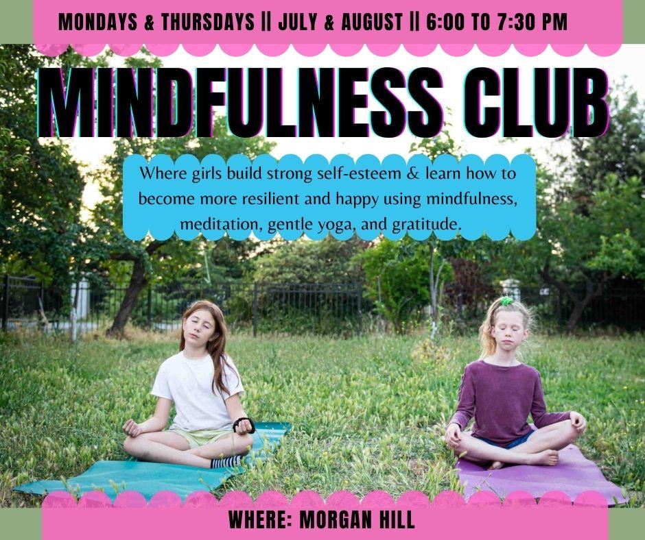 Mindfulness & Yoga Club