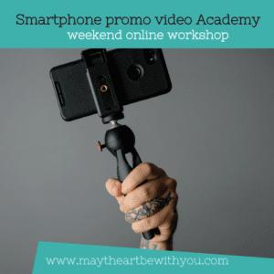 Smartphone promo video Academy Ewa Samples _ May the art be with you