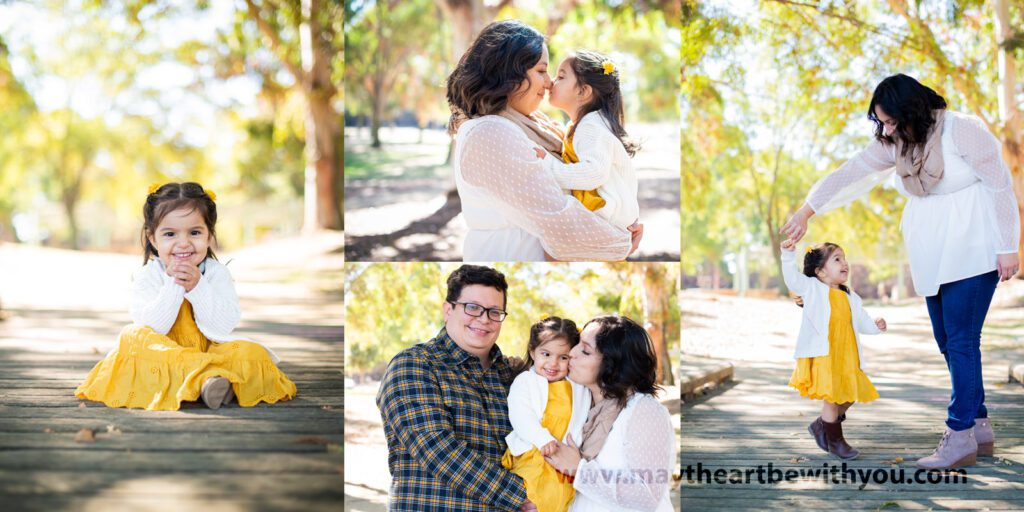 fall mini session _ sunnyvale _ ewa samples _ may the art be with you